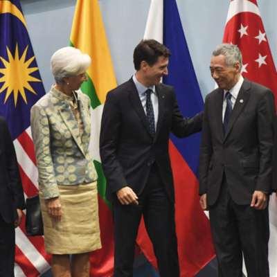 اتفاق «الشراكة» الصيني يتقدّم: عالم تجاري بلا أميركا!