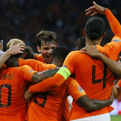 هولندا x فرنسا
