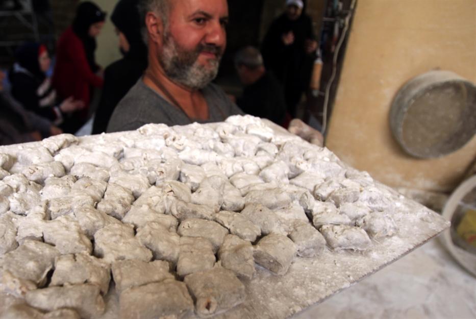 حلوى المولد: راحة «عثملية» في صيدا القديمة