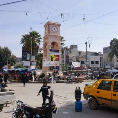 الدولة السورية في مئة عام