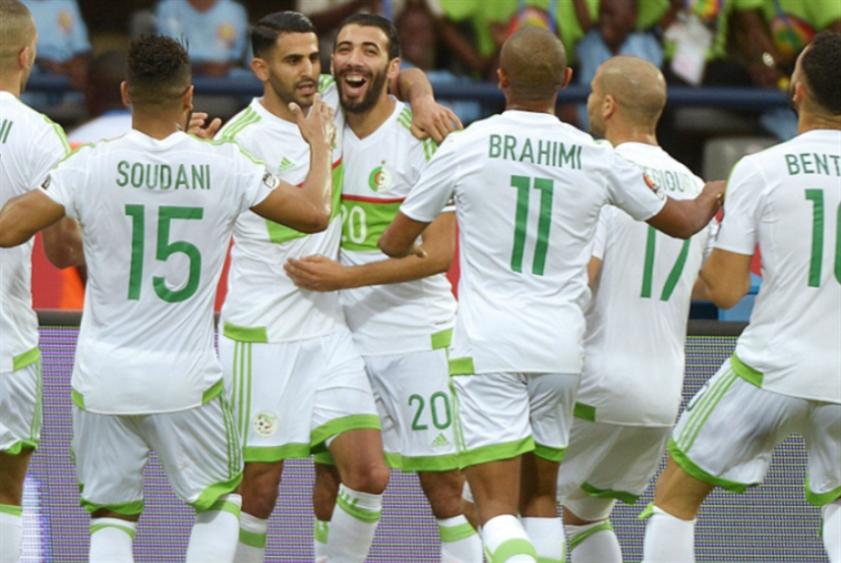 الجزائر إلى أفريقيا