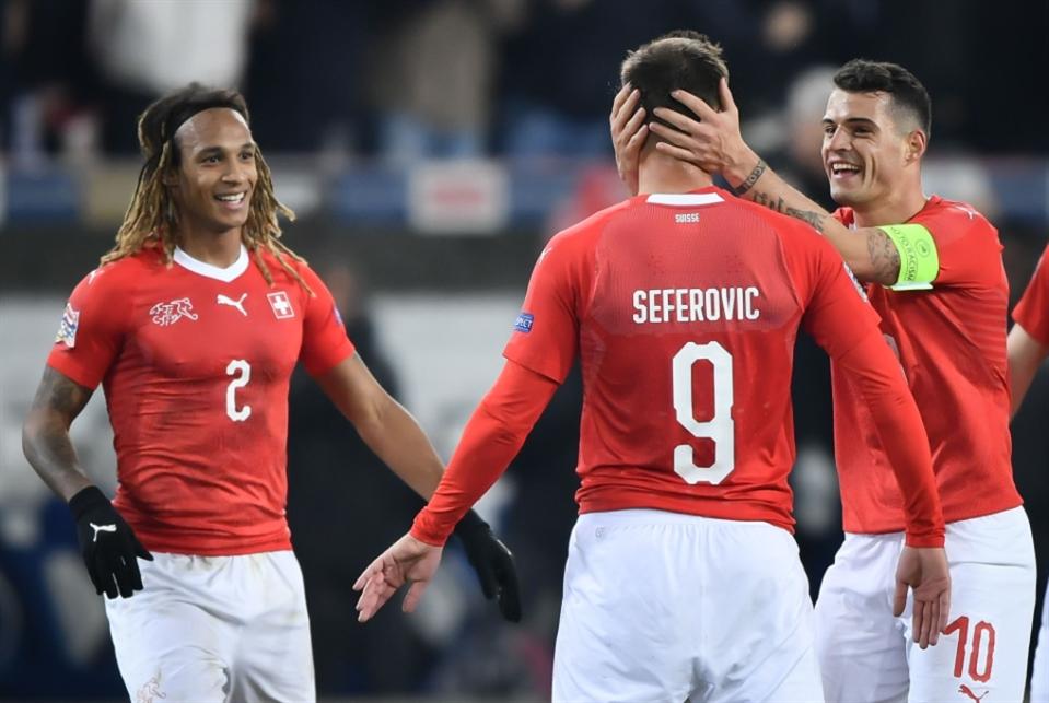المفاجأة السويسرية