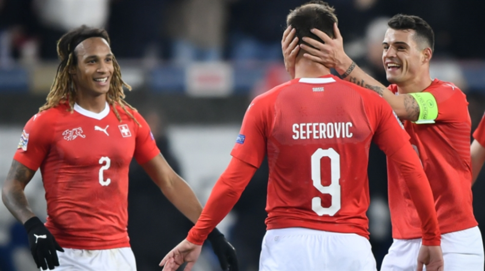 صورة المفاجأة السويسرية