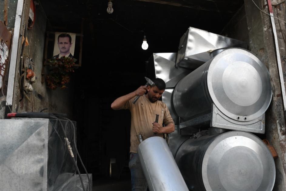 حلب و«الأمان»: مكانَك راوِحْ!