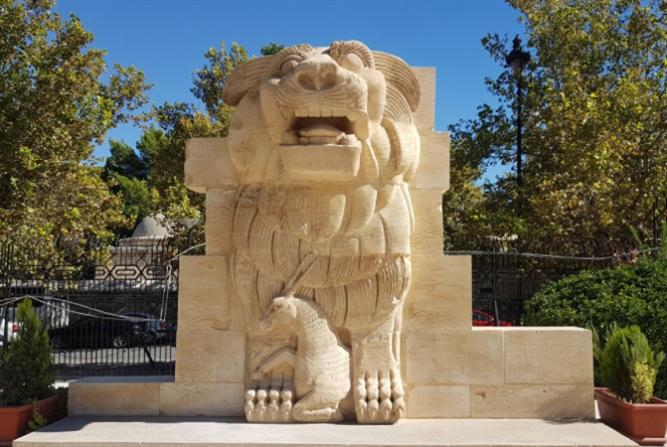 «أسد اللّات» يضحكُ مجدّداً في دمشق!