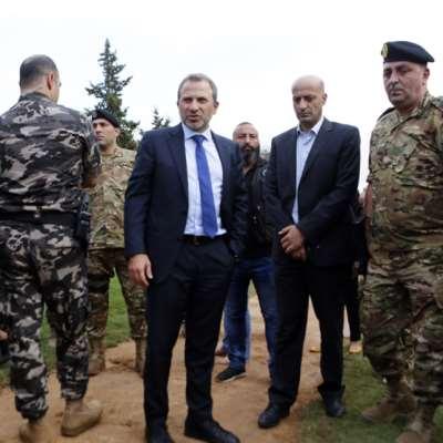 الأسد وعون... وباسيل ثالثهما!
