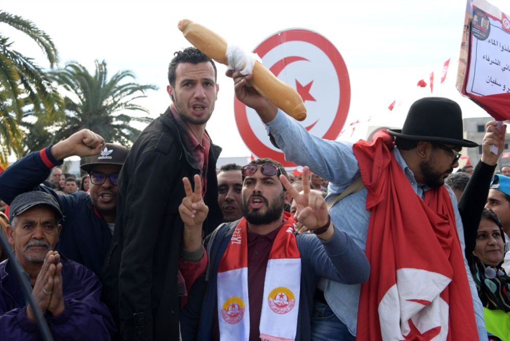 الشارع التونسي في الانتظار: لا أهلاً ولا سهلاً بالجلّاد