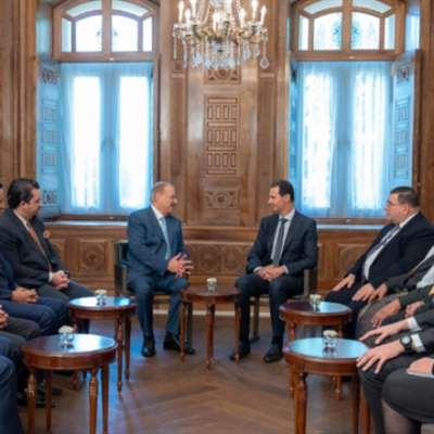 سوريا والأردن: صفحة جديدة
