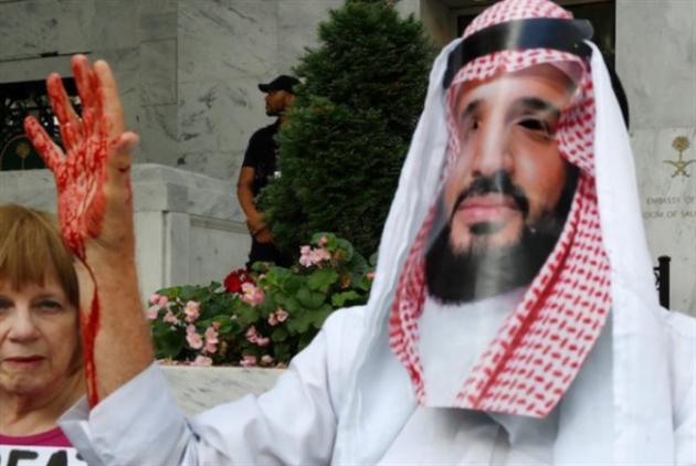 أحرار الصحافة ينتفضون ضد زيارة بن سلمان