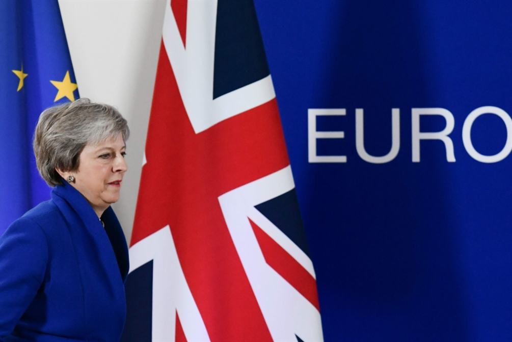 أوروبا توقّع على الطلاق مع بريطانيا