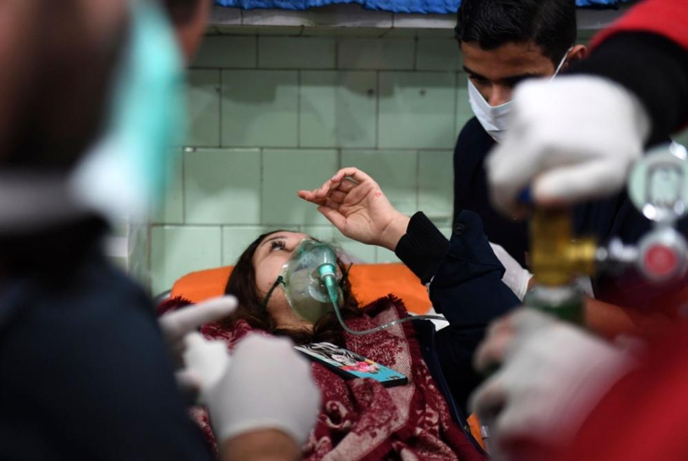 هجوم حلب الكيميائي: «اتفاق سوتشي» يهتزّ... ولا يسقط