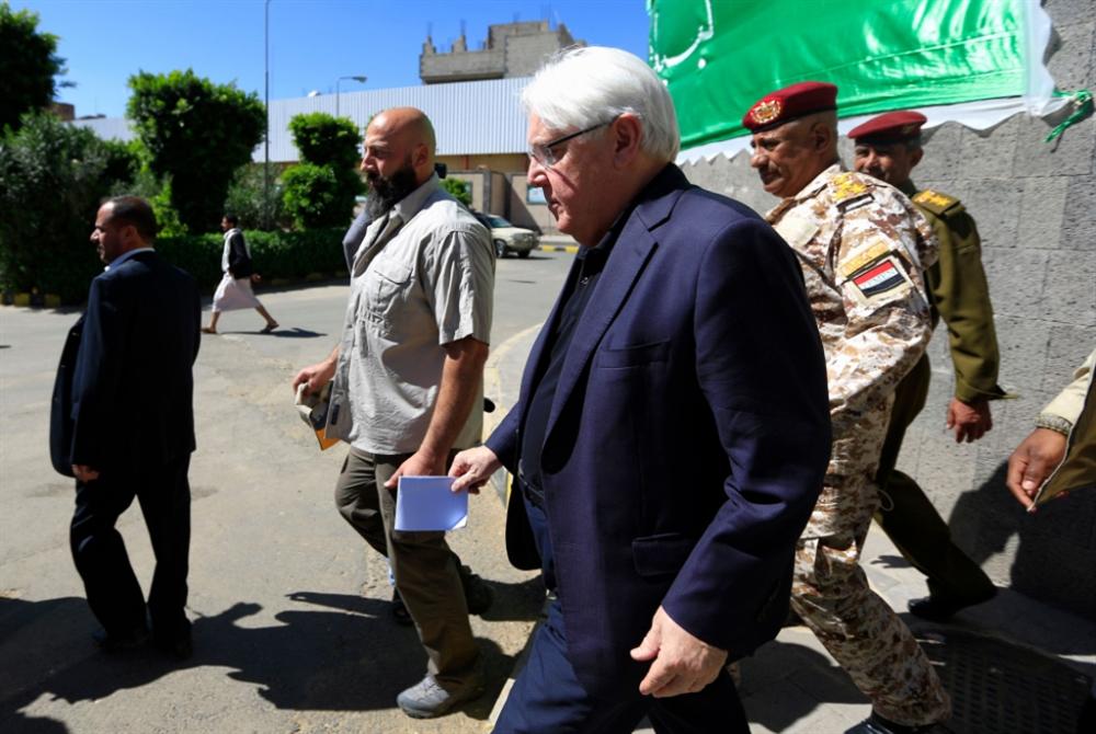 غريفيث إلى الرياض بعد صنعاء: التصعيد يسابق جهود التهدئة