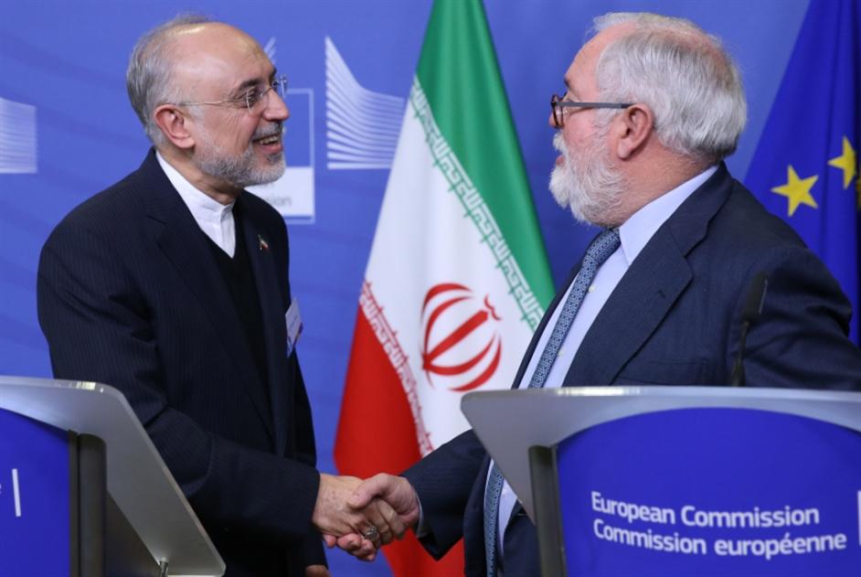 وفد إيران في بروكسيل: لتسريع العمل بالآلية الأوروبية
