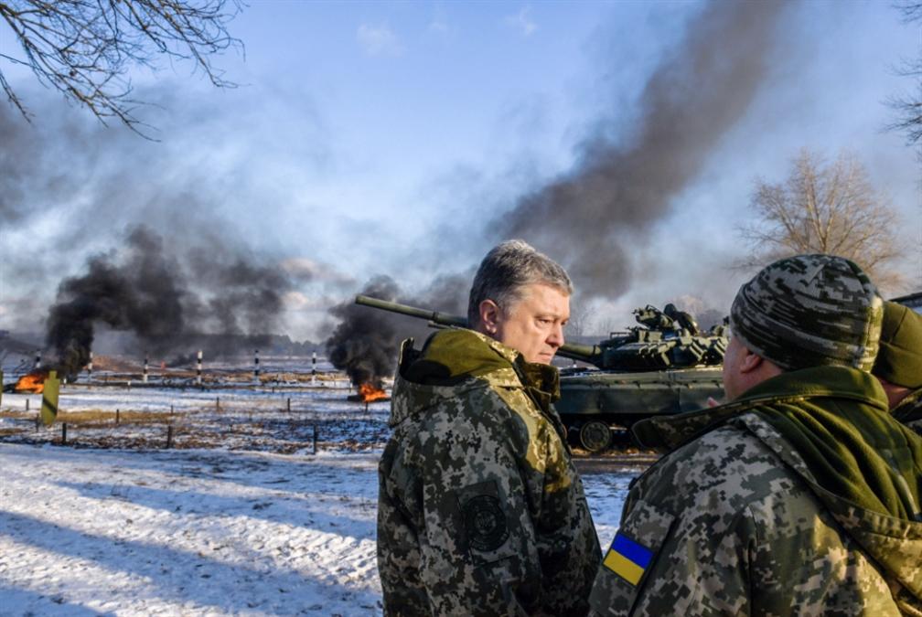 أزمة روسيا وأوكرانيا في تصاعد:  واشنطن تلوّح بالعقوبات