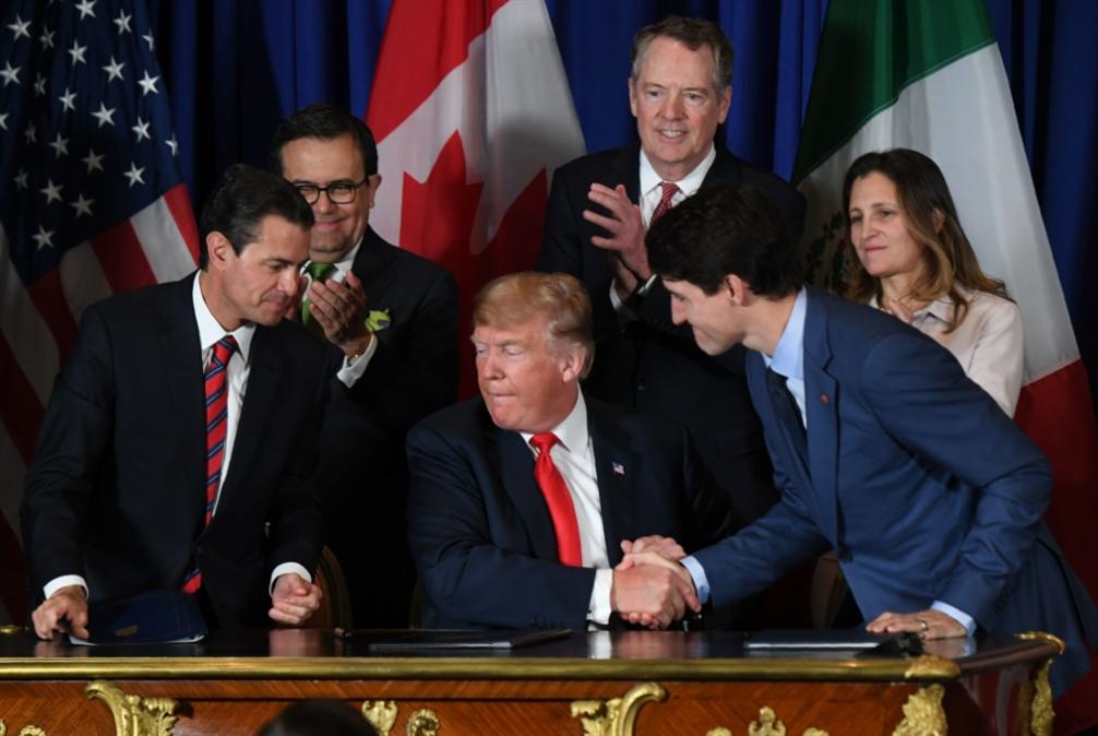 واشنطن، أوتاوا ومكسيكو توقّع «نافتا» المعدّل