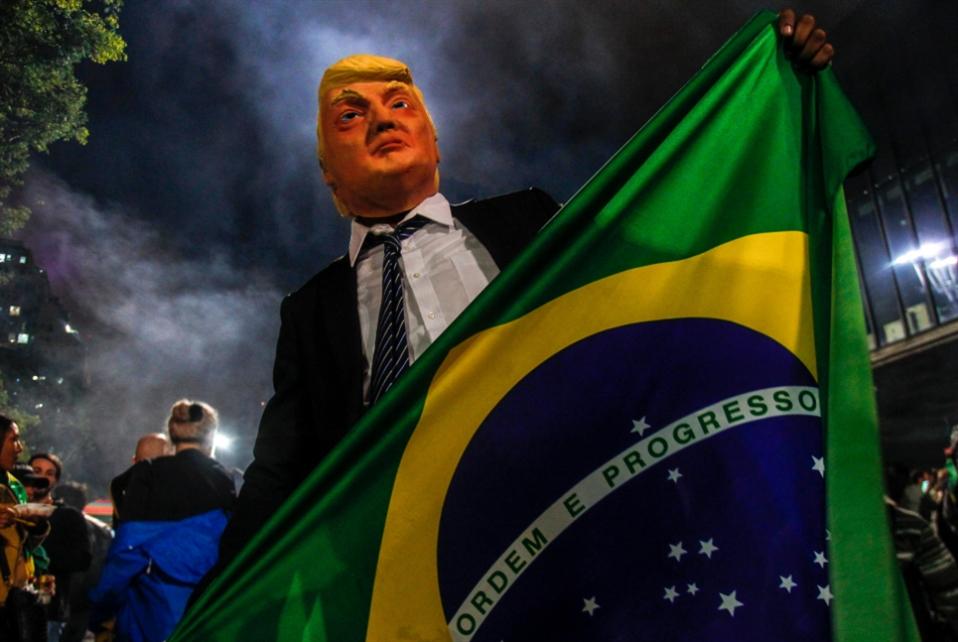 بولسنارو بمواجهة «الأخبار الكاذبة»:  حرية الصحافة مهدّدة