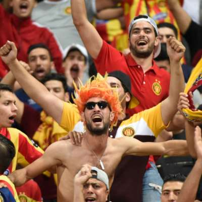 أجواء مشحونة ترافق مباراة الأهلي والترجي