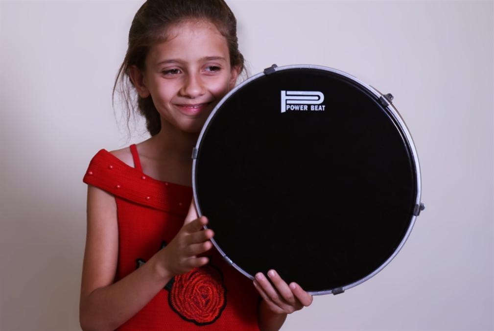 الموسيقيون الصغار في «أرصفة زقاق»