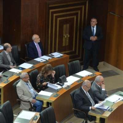 الجلسة التشريعية: اقتراح قانون «انقلاب» على النظام