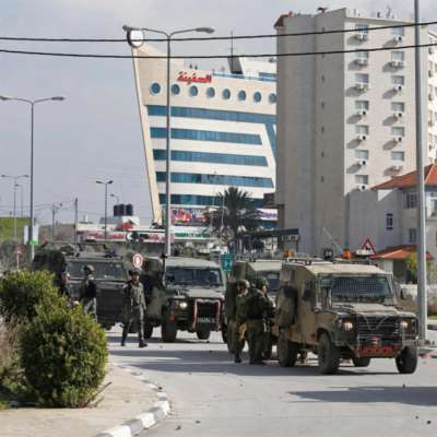 جيش الاحتلال يحاصر رام الله