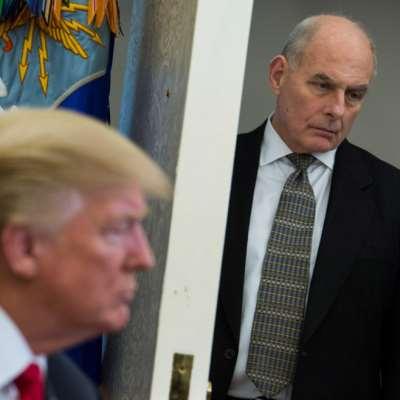 «واشنطن بوست»: ترامب لا يجد بديلاً لكيلي