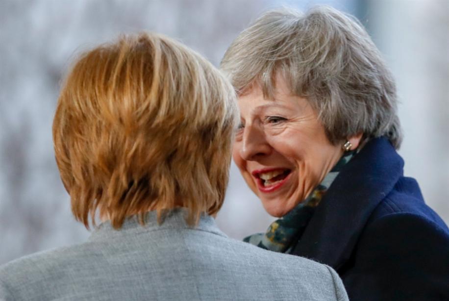 موعد جديد لتصويت البرلمان... وماي في أوروبا لحشد الدعم