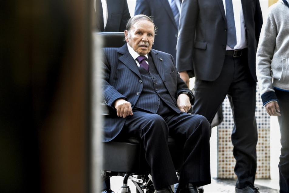 الجزائر: ضغوط سياسية لتمديد ولاية بوتفليقة