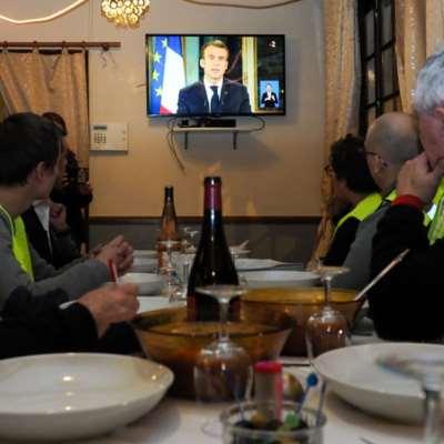 احتجاجات فرنسا: ماكرون ومتلازمة ماري أنطوانيت!