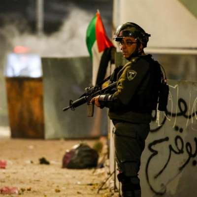 الاحتلال يطلق النار على شابين في سردا