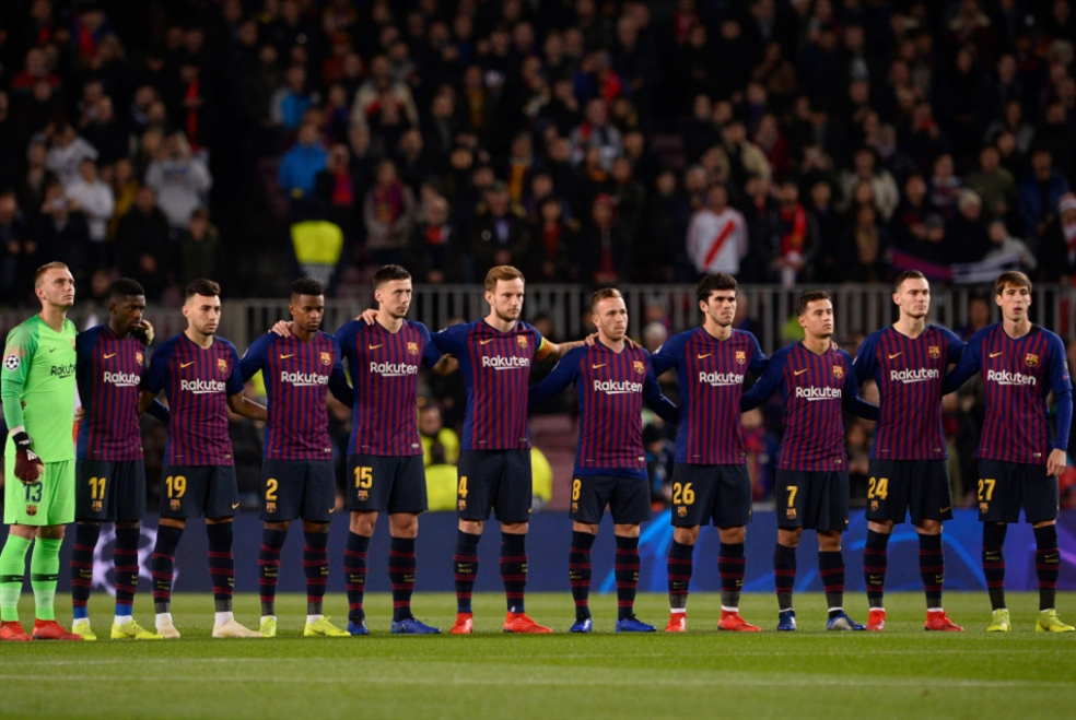 برشلونة تغيّر