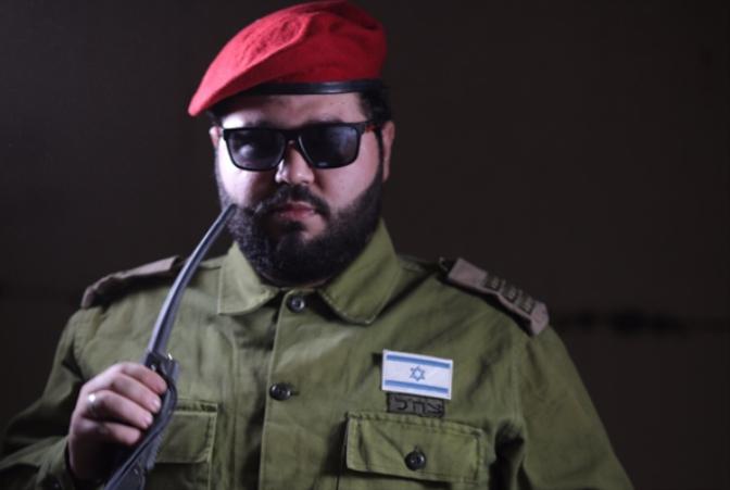 محمد شمص في «مفاجأة» لنتنياهو: لاقينا بحيفا!