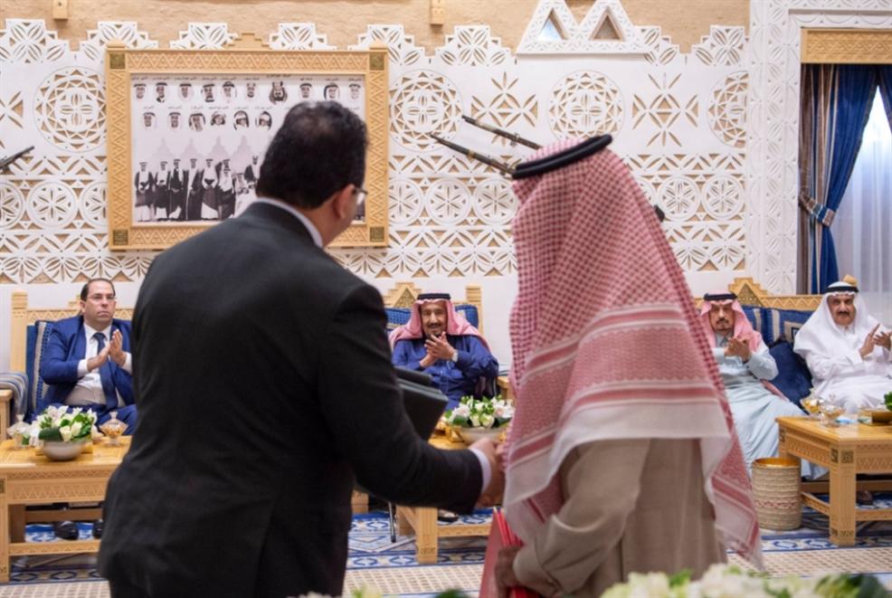رئيس الوزراء التونسي في السعوديّة: لا شيء في الجيب!