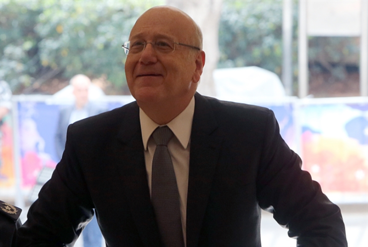 أسهم ميقاتي إلى «مكافحة الفساد» الأردنية