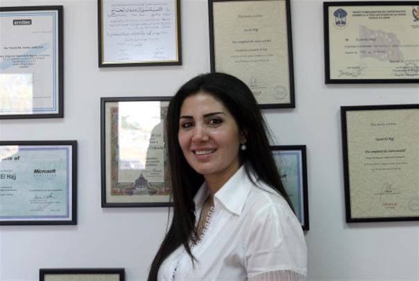 طرد المقدم  سوزان الحاج من قوى الأمن