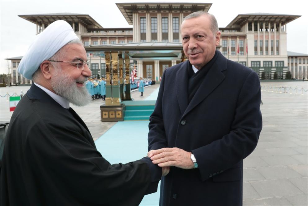قمّة روحاني ــ أردوغان: لزيادة التعاون في الاقتصاد... كما هو في السياسة