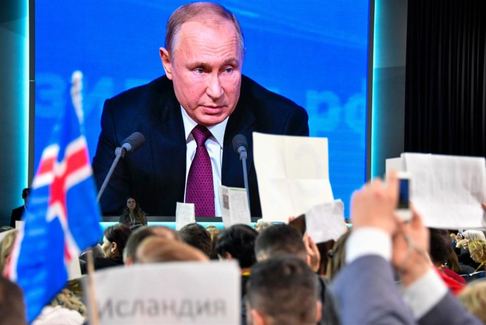 خطاب الساعات الأربع: بوتين لا يريد حكم العالم!