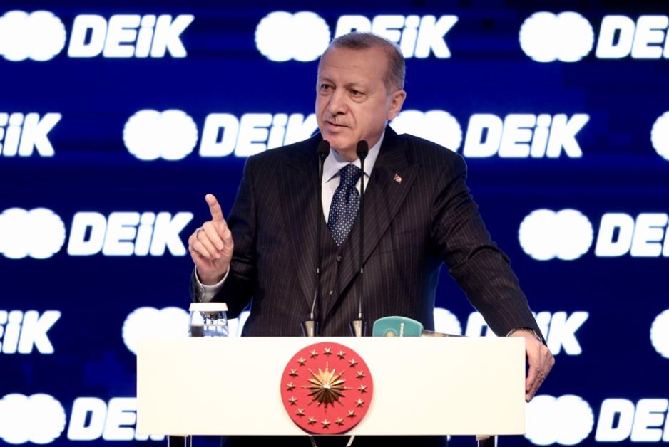 إردوغان يراهن على «دبلوماسية التجارة»: «بؤر الوصاية» لا تريد تركيا قوية