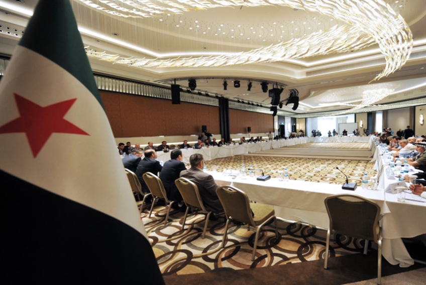 خلافات المعارضة السورية في أزمة 2011 ــ   2018