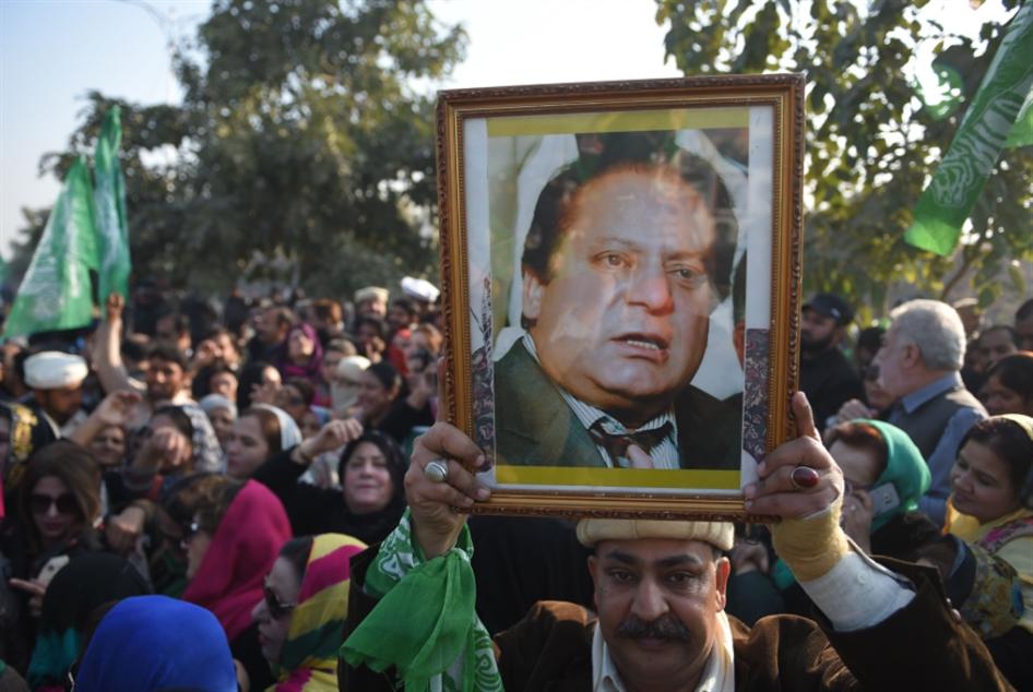 باكستان | حكم جديد ضدّ نواز شريف: لديه مصالح «مشبوهة» في السعودية