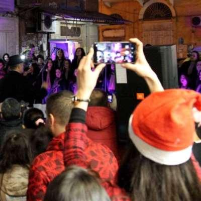 الميلاد يعيد «موسيقى على الطريق» إلى طرطوس