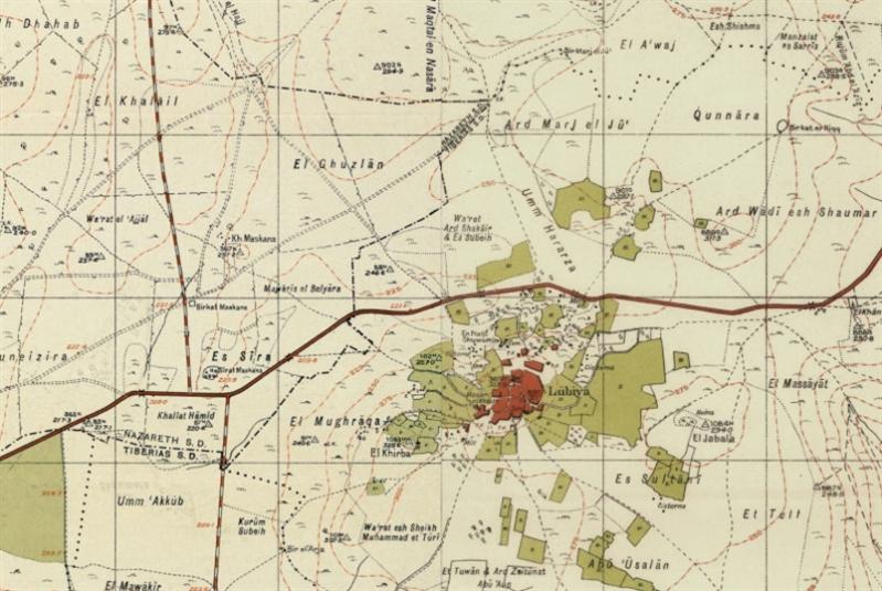 منصّة رقمية لخرائط فلسطين