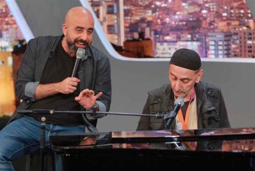 هشام حداد: جلسة سمر مع زياد