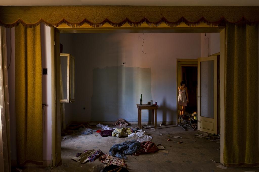 من المجموعة الفوتوغرافية لـ «مساكن مهجورة»