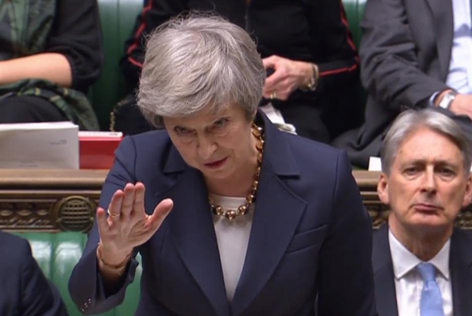 انطلاق نقاشات «بريكست»: ماي تتلقّى الصفعة الأولى من البرلمان