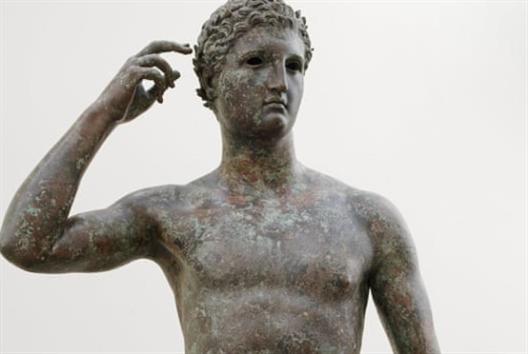 إيطاليا تسترجع تمثالها من أميركا