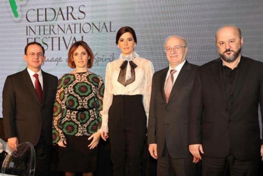 «مهرجانات الأرز»: ثلاثة وزراء لعرضين بعد ستة أشهر