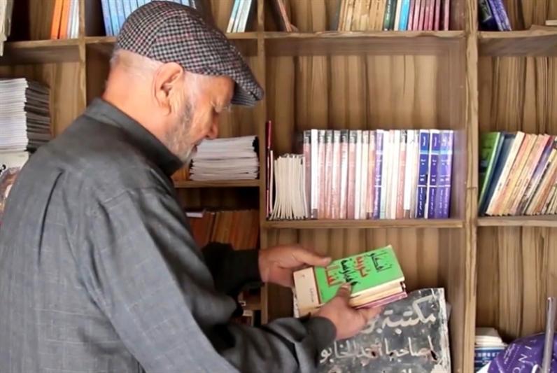 مكتبة «بور سعيد»... قراءة وسط الركام