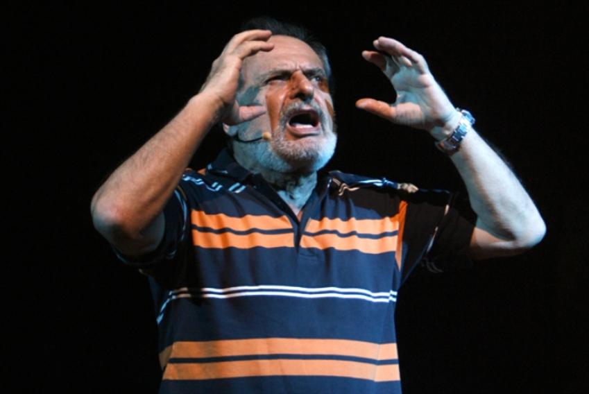 أنطوان كرباج «آغا» المسرح اللبناني