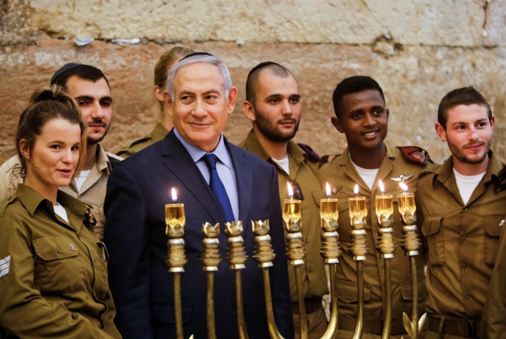 نتنياهو يحرّض اللبنانيين: انتفضوا ضد حزب الله!