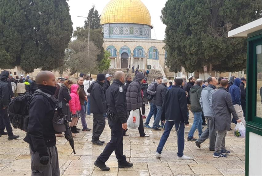 عام على «إعلان ترامب»: الملف الفلسطيني «قيد الانتظار»